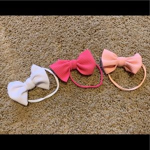 Other - Lot of Baby Girl Headbands